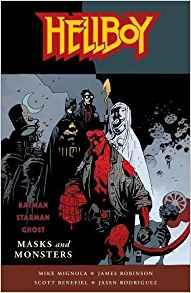 HELLBOY Vol 11 MASKS AND MONSTERS