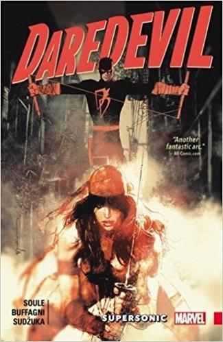DAREDEVIL BACK IN BLACK Vol 02 SUPERSONIC (UK)