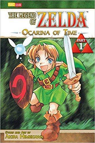 LEGEND OF ZELDA VOL 01 - Ocarina of Time (UK)
