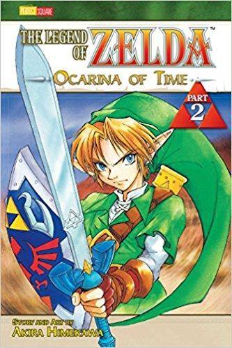 LEGEND OF ZELDA VOL 02 - Ocarina of Time (UK)