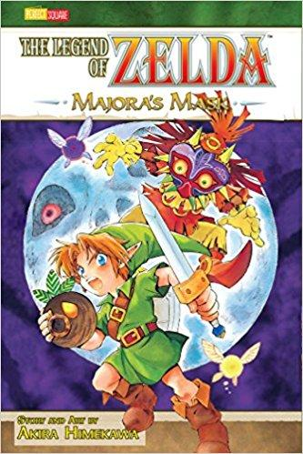 LEGEND OF ZELDA VOL 03 - Majora's Mask (UK)