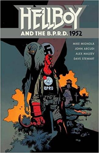HELLBOY AND THE BPRD 1952 TP (UK)