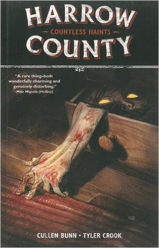 HARROW COUNTY Vol 01 COUNTLESS HAINTS (UK)