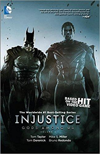INJUSTICE GODS AMONG US Vol 02 (UK)
