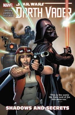 STAR WARS DARTH VADER TP Vol 2 - Shadows & Secrets (Version UK)