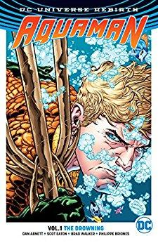 AQUAMAN Vol 01 THE DROWNING (UK)