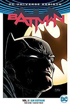 BATMAN Vol 01 I AM GOTHAM