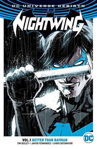 NIGHTWING Vol 01 BETTER THAN BATMAN (UK)