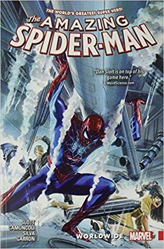 AMAZING SPIDER-MAN Vol 04 WORLDWIDE (UK)
