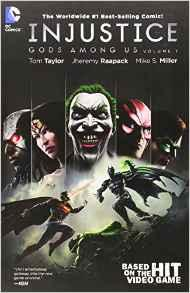 INJUSTICE GODS AMONG US Vol 01 (UK)