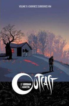 OUTCAST Vol 01 - A Darkness Surrounds Him (Version UK)