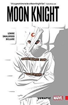 MOON KNIGHT Vol 01 LUNATIC (UK)