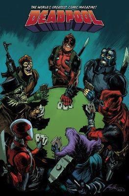 DEADPOOL Worlds Greatest Vol 5 - Civil War II (Version UK)