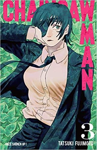 CHAINSAW MAN - Tome 3