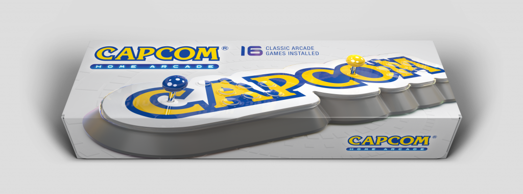 Capcom Home Arcade - (16 games included) - Games UK only_1