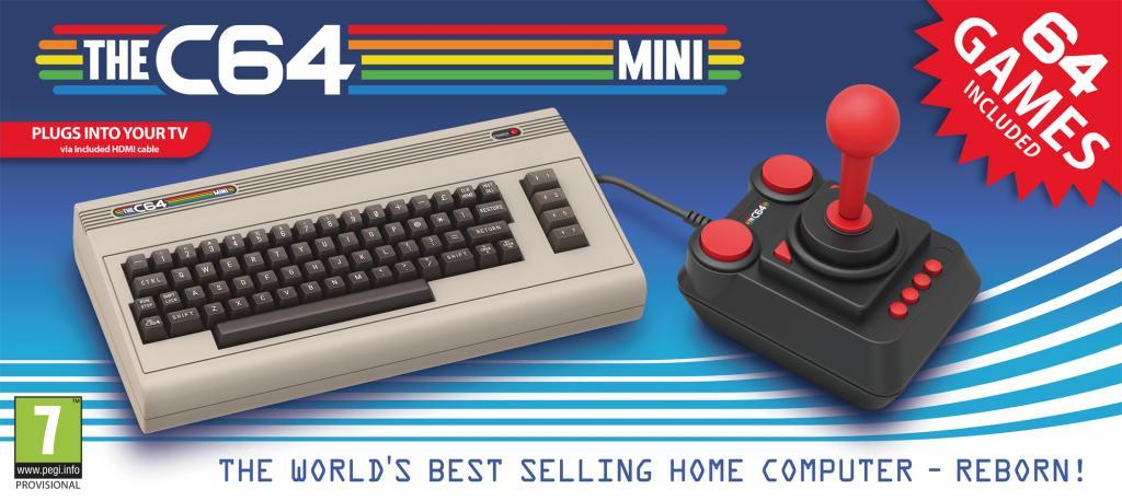 Console The C64 Mini_2