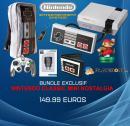 Console Mini NES (NINTENDO CLASSIC) - NOSTALGIA PACK