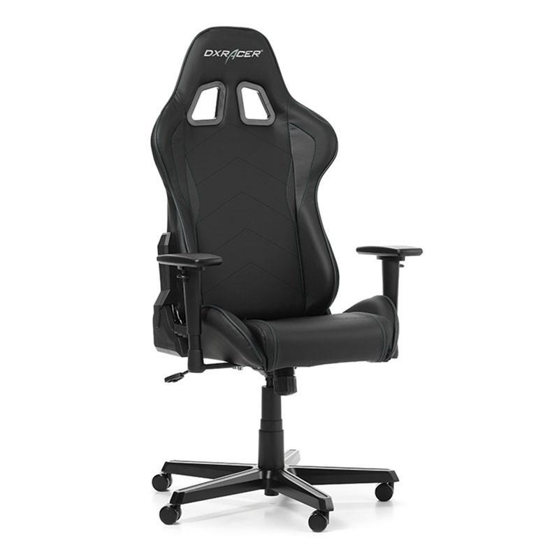 DX Racer FORMULA F08-NR Gaming Chair (Black)