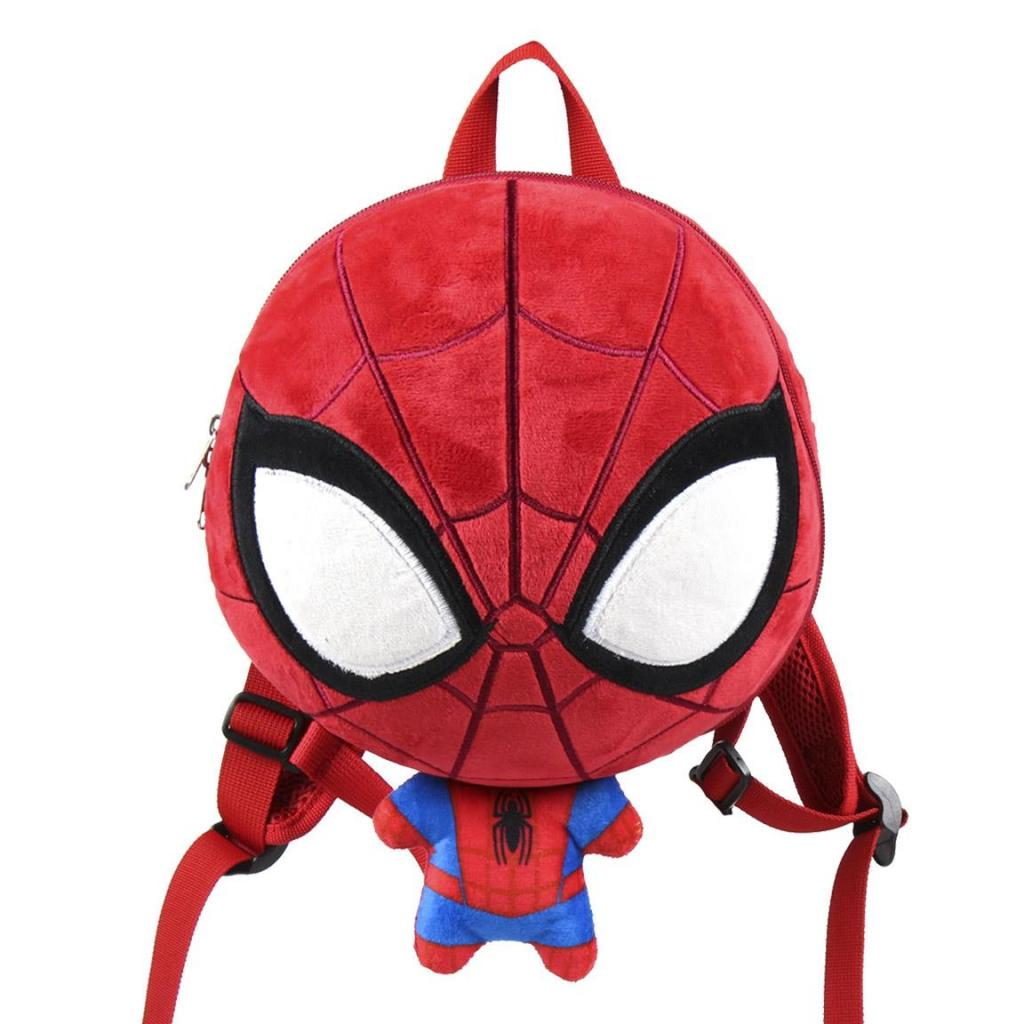 MARVEL - Sac à Dos garderie 3D Spiderman_1