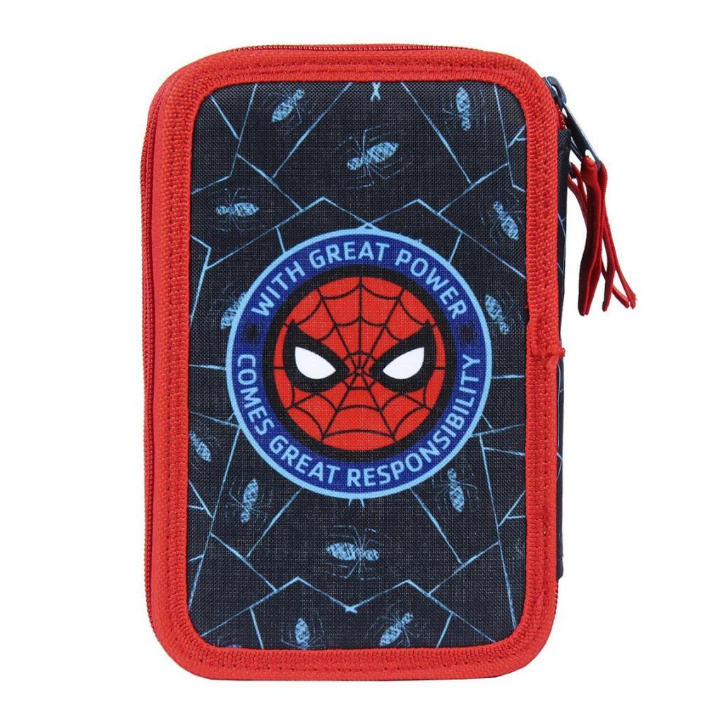 MARVEL - Spiderman - Trousse 3 tirettes - B_2