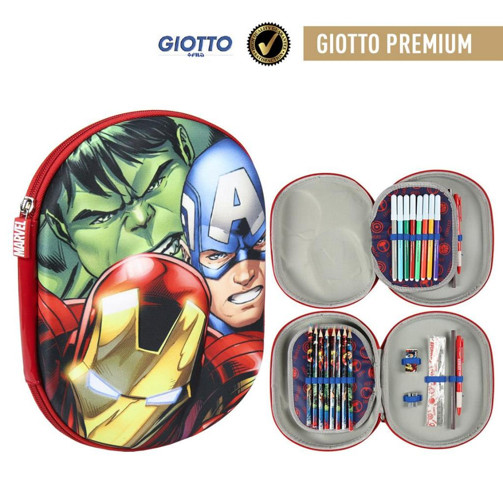 MARVEL - Avengers - Trousse Triple - 3D_1