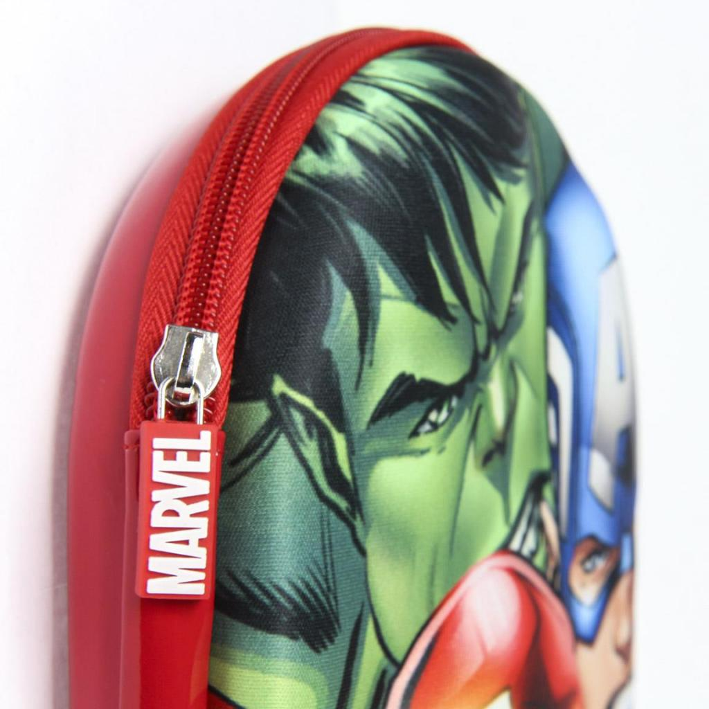 MARVEL - Avengers - Trousse Triple - 3D_2