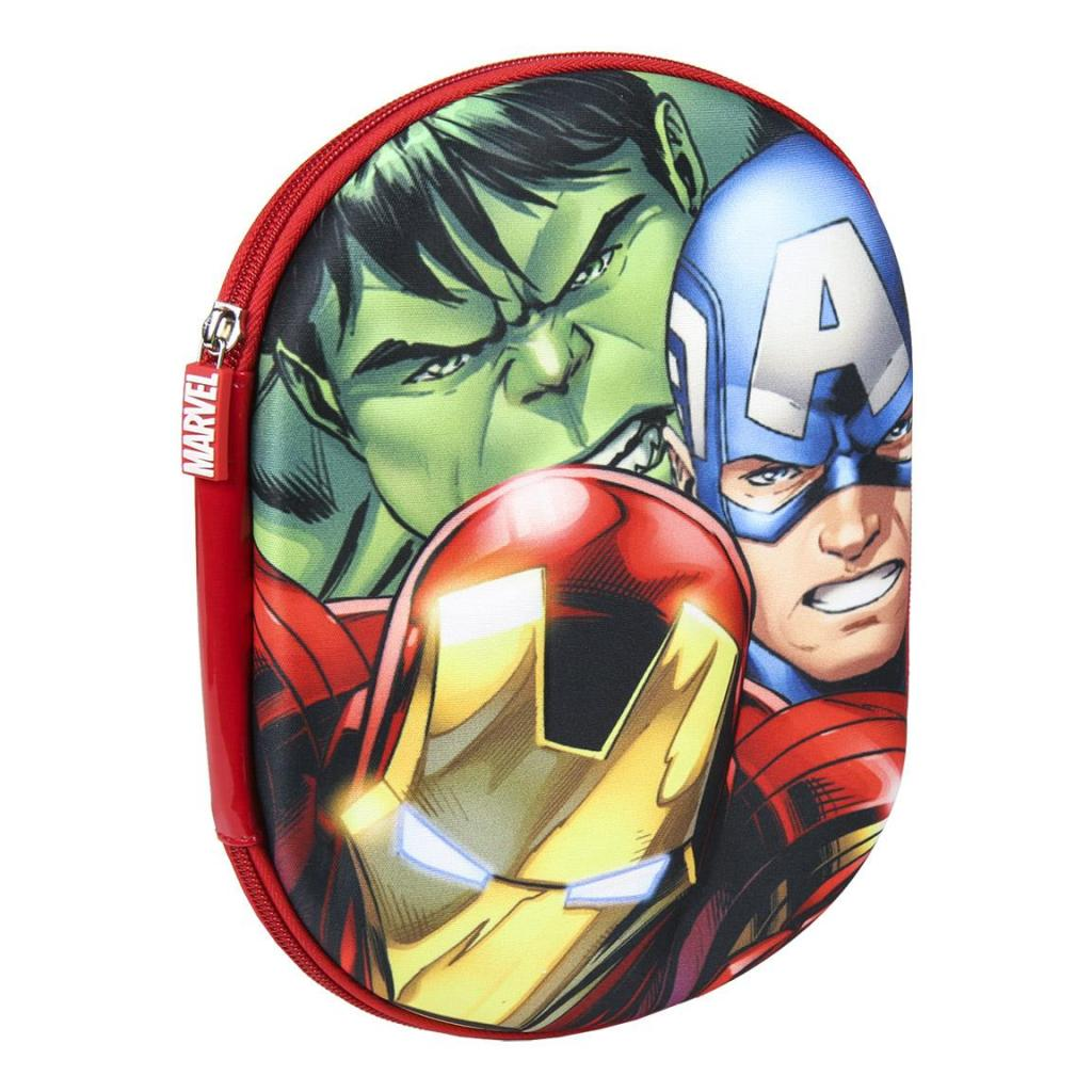 MARVEL - Avengers - Trousse Triple - 3D_3