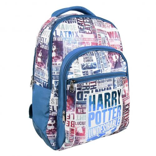 HARRY POTTER - Sac à Dos (31x44x13cm)