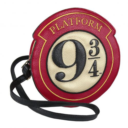 HARRY POTTER - Sac à Main Bandolier 3D - Plateforme 9 3/4