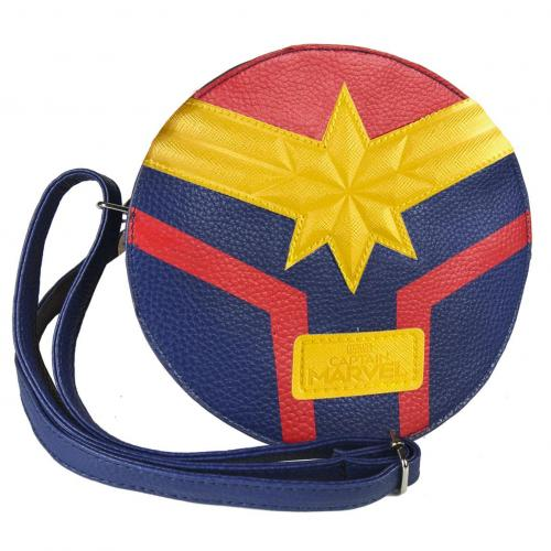 MARVEL - Sac à Main Bandolier - Captain Marvel
