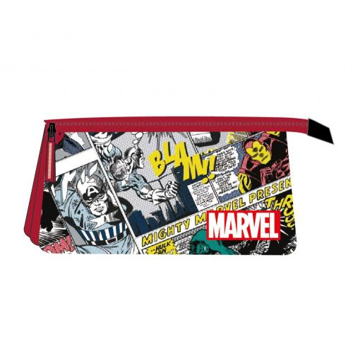 MARVEL - Trousse 3 zippers