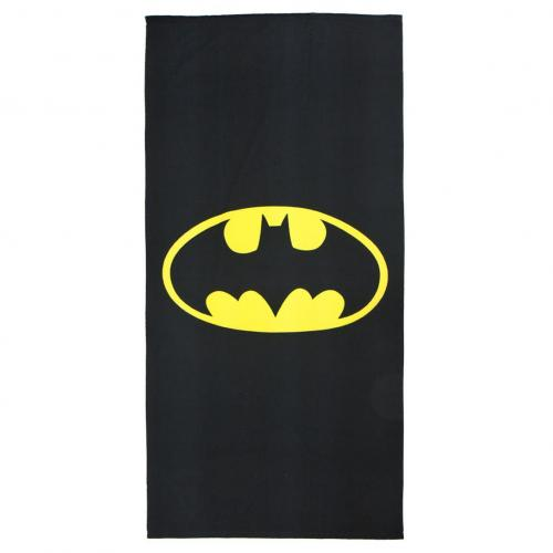 BATMAN - Serviette de Bain 90 X 180 - Logo