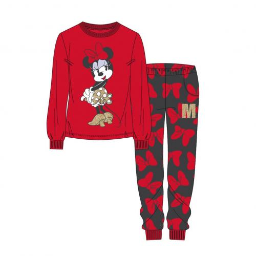 DISNEY - Minnie - Pyjama Polaire - 8 ans