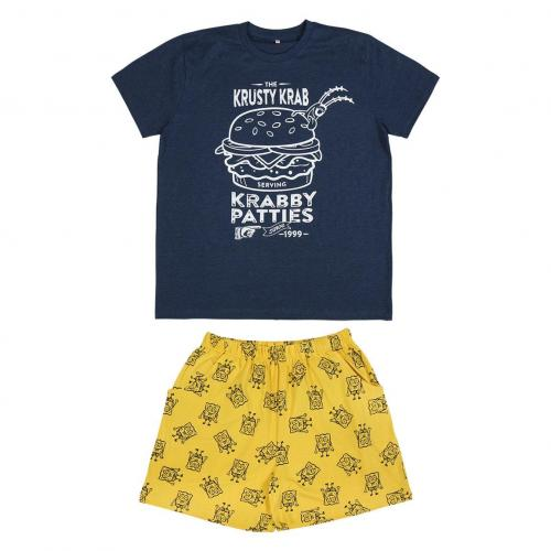 BOB L'EPONGE - Pyjama Krabby Patties - (L)