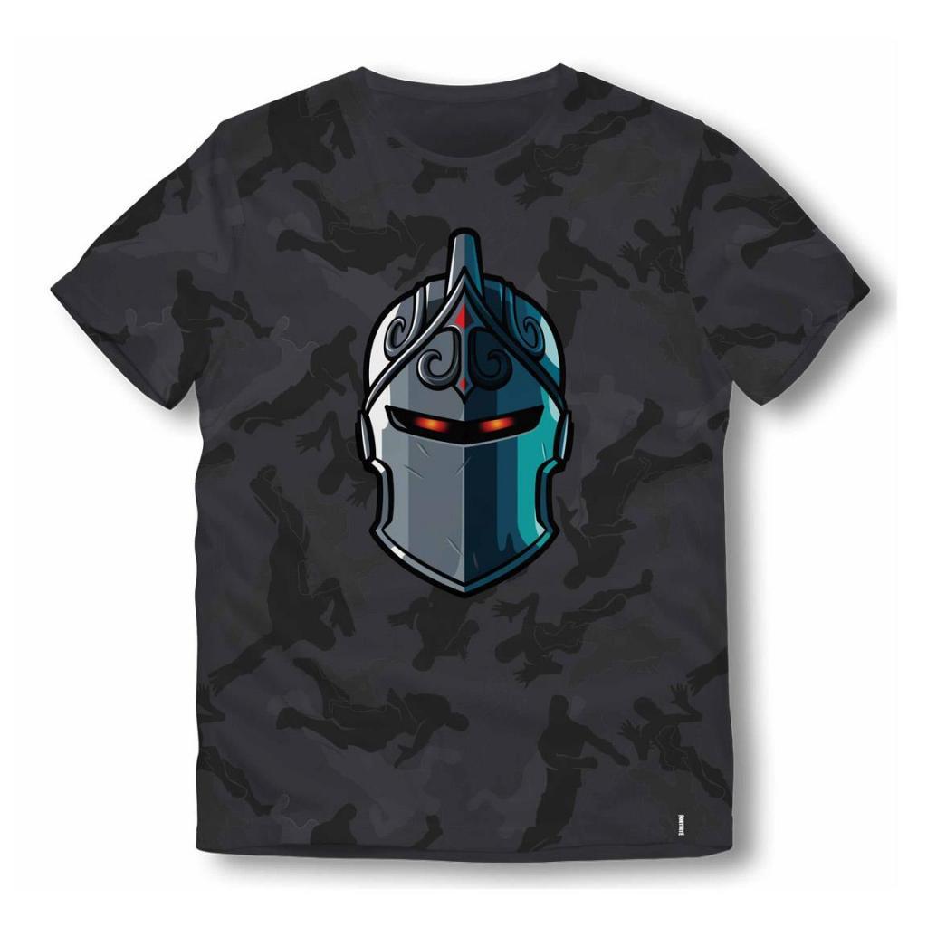 FORTNITE - T-Shirt Kids Knight Helmet (10 ans)