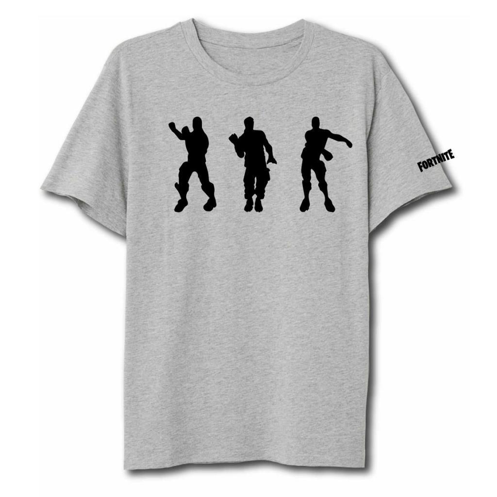 FORTNITE - T-Shirt Fresh Dancer Grey (S)