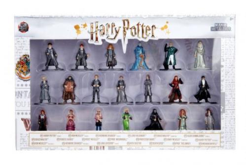 HARRY POTTER - Pack de 20 figurines Diecast Nano Metalfigs - Wave 3