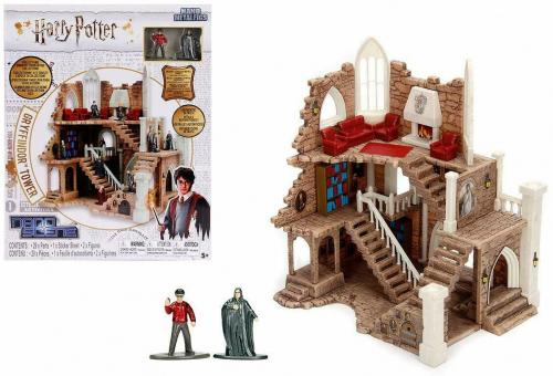 HARRY POTTER - Diorama Nano Metalfigs - Gryffindor Tower