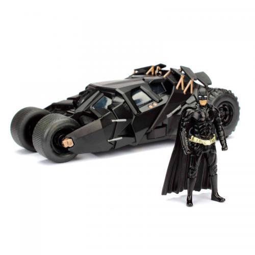 DC COMICS - Batman the Dark Night Batmobile 1:24