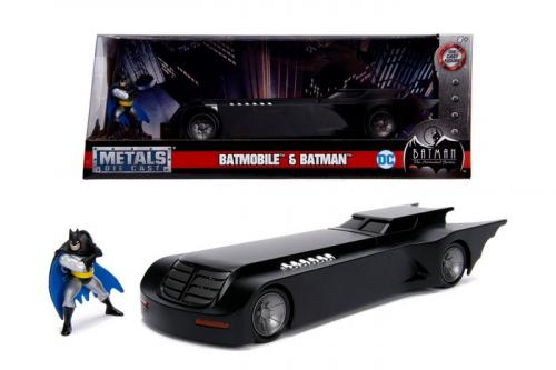 DC COMICS - Batman Animated Series Batmobile 1:24