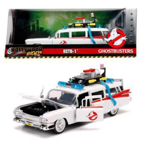GHOSTBUSTERS - ECTO-1 - 1:24