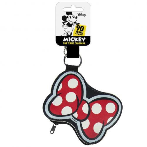 DISNEY - Minnie Ribbon - Porte-clés porte-monnaie