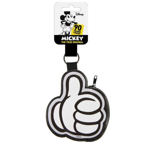 DISNEY - Mickey Hand - Porte-clés porte-monnaie