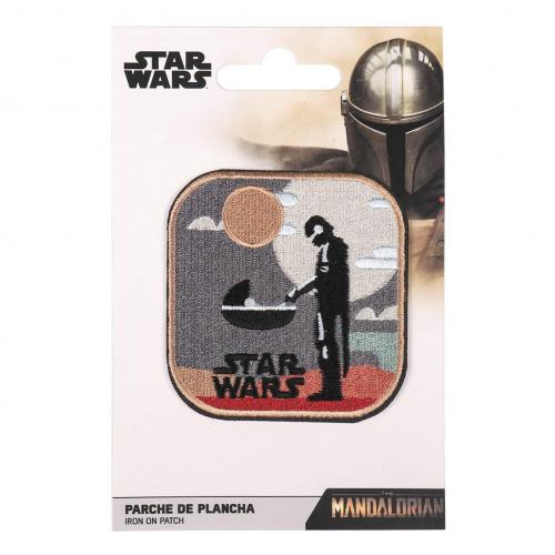 STAR WARS - The Mandalorian Levitate - Transfert pour textile