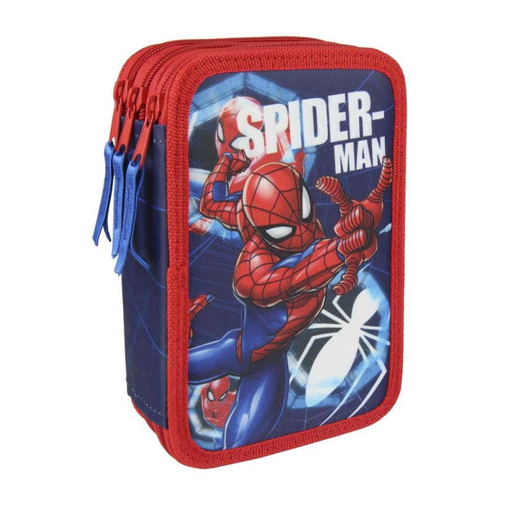 MARVEL - Spiderman - Trousse 3 tirettes - A_2