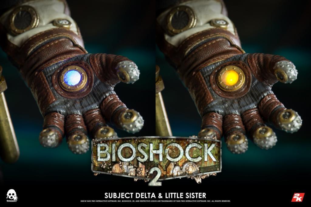 BIOSHOCK 2 - Subject Delta & Little Sister 1:6 Scale Figure DELUXE_6