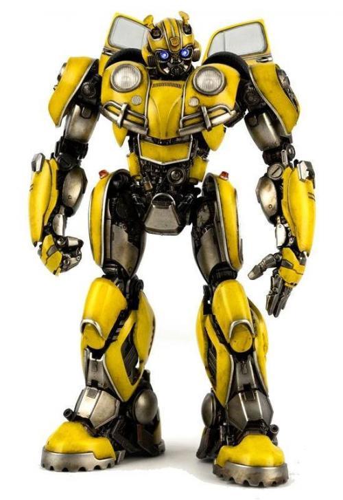 TRANSFORMERS BUMBLEBEE - Bumblebee - Statuette DLX 20cm
