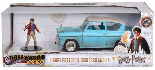 HARRY POTTER - 1959 Ford Anglia 1:24