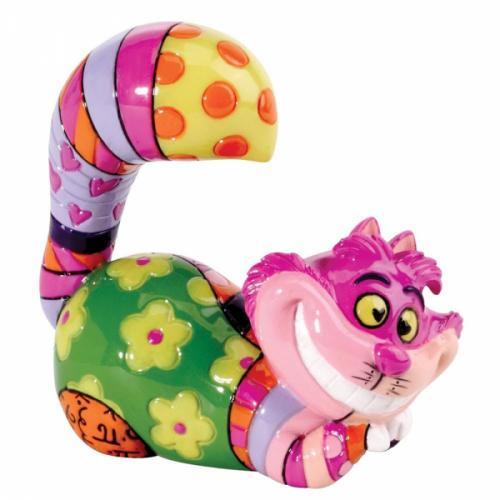 DISNEY Britto - Mini Figurine Cheshire Cat - 7cm