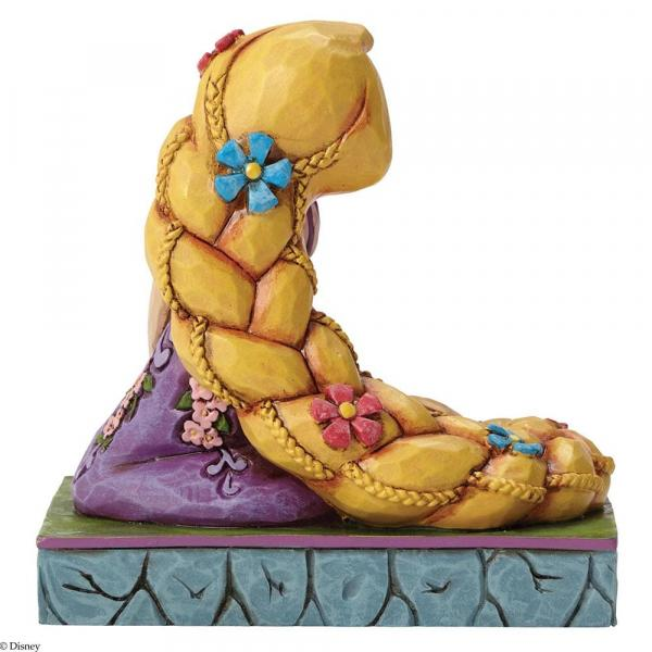 DISNEY Traditions - Be Creative Rapunzel Figurine - 8cm_2